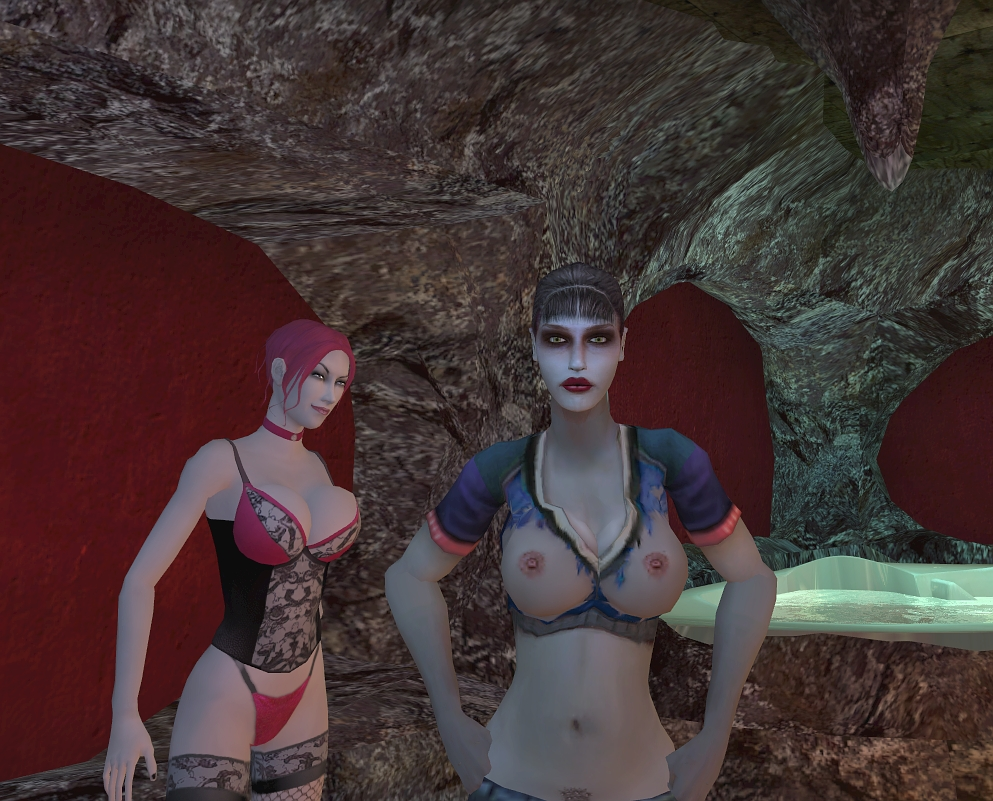 nudity vampire masquerade bloodlines the Where is veronica fallout new vegas