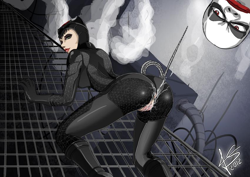 batman city arkham catwoman porn Pokemon x female trainer lemon