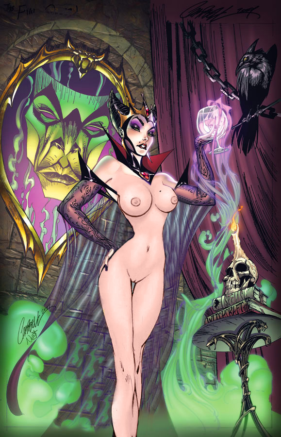 the mage demon the queen and Izuku midoriya black and white