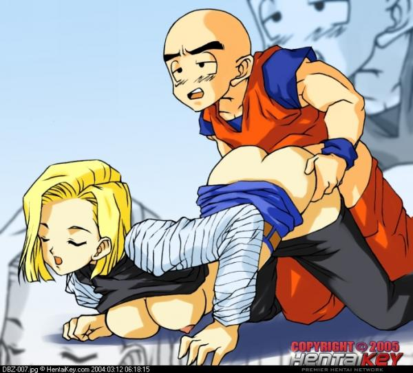 android and 18 krillin sex Monster musume e-hentai