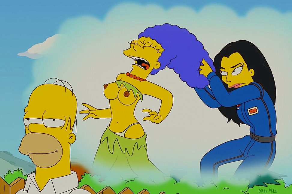 and simpsons terri the sherri Attack on titan girl characters