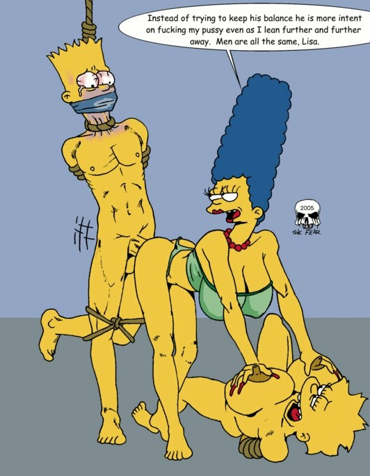 fear and imagefap marge bart the I dream of genie xxx