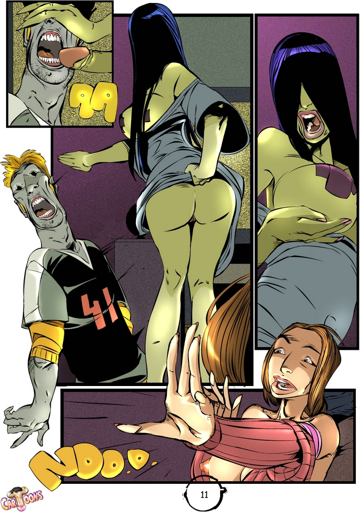 comics futa on male hentai Rick and morty i wish incest porn