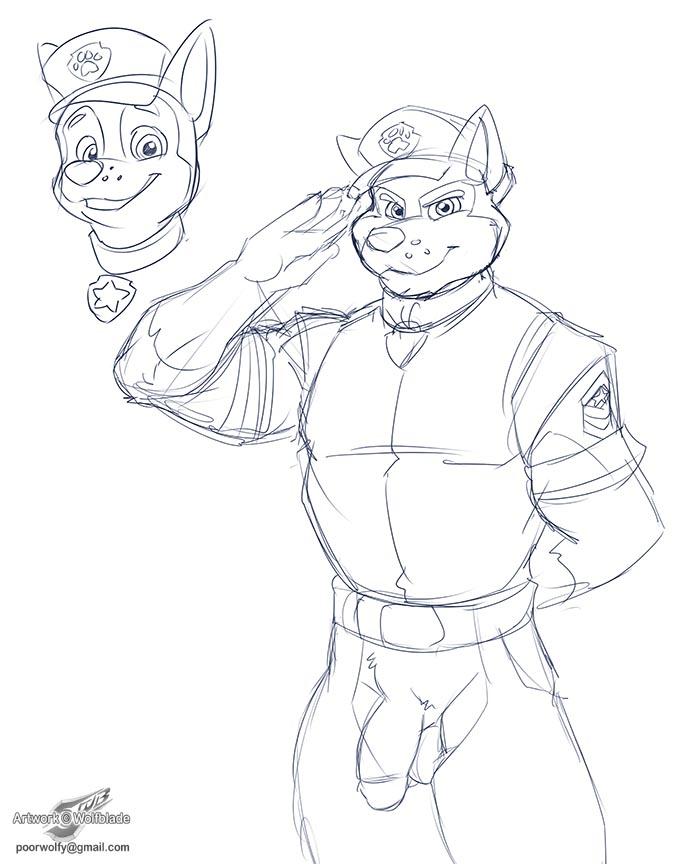 paw tundra patrol rocky and Is frankie an imaginary friend