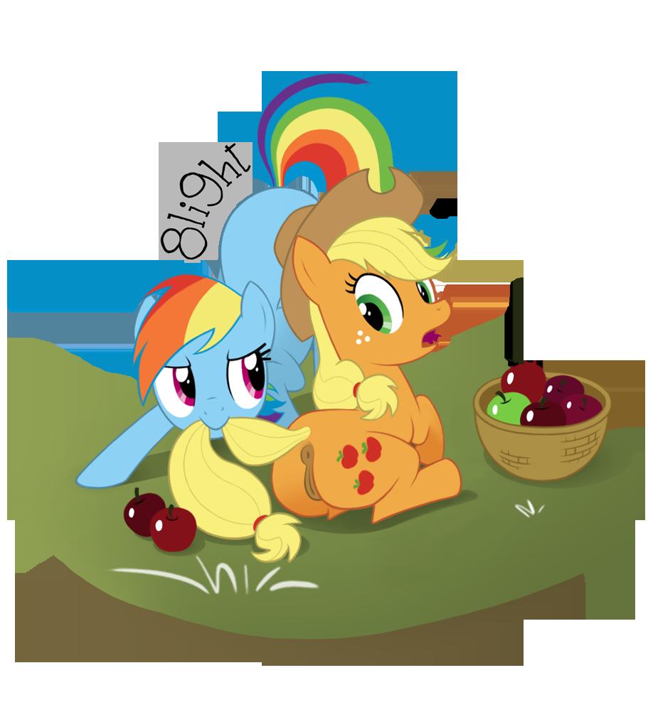 little dash my pony rainbow hentai Oshiete galko-chan