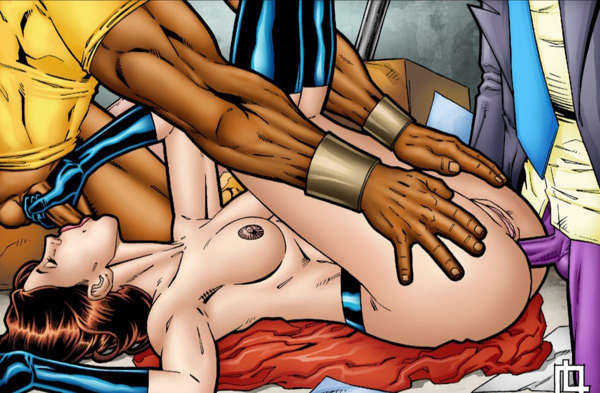 r/comics Total recall three boobs uncensored