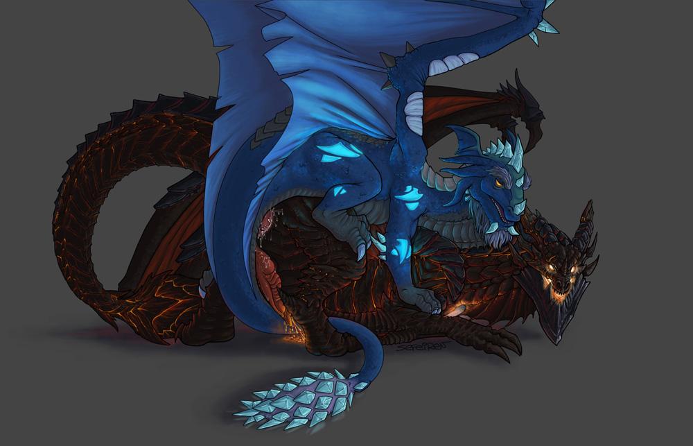 blue dragonflight the borean tundra Toaru majutsu no index itsuwa