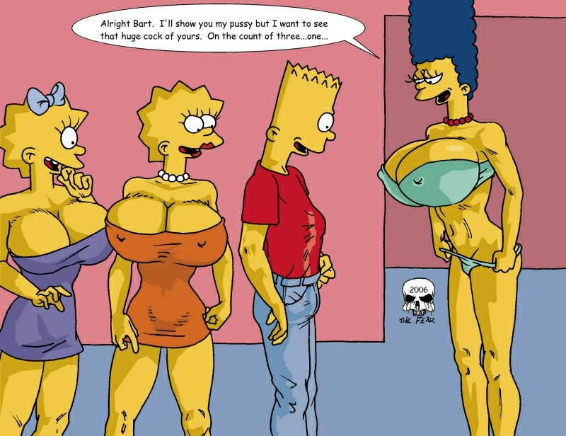 imagefap fear the and bart marge Five nights at freddy's pictures bonnie