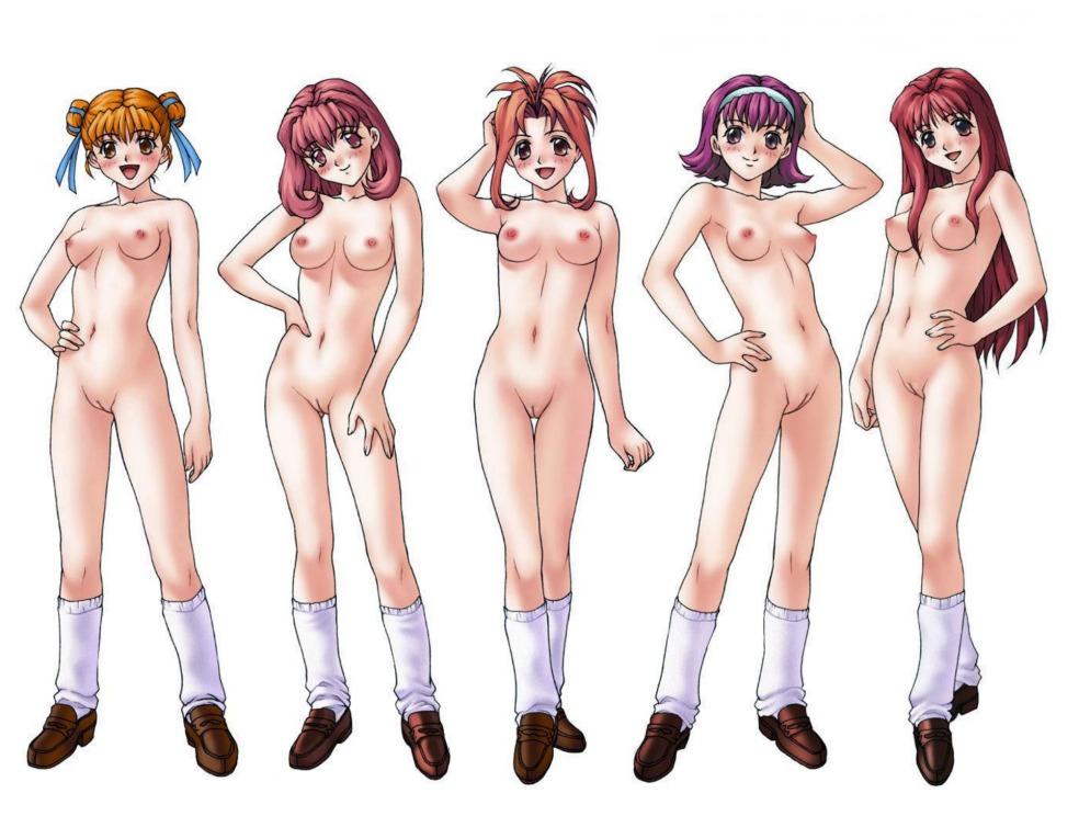 of love ren'ai of love! koutei Akiba's trip: undead & undressed nude