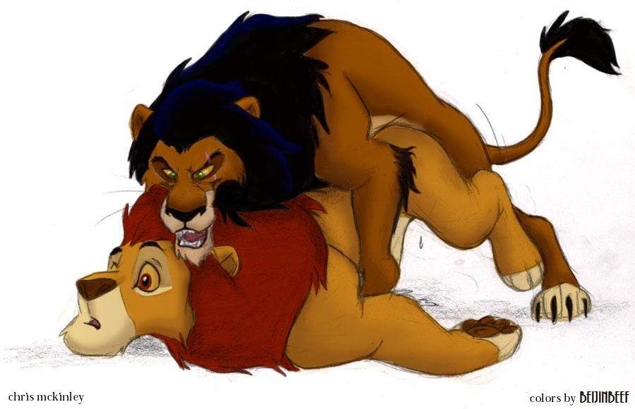 hyenas the lion king shenzi Kiss shot acerola orion heart under blade