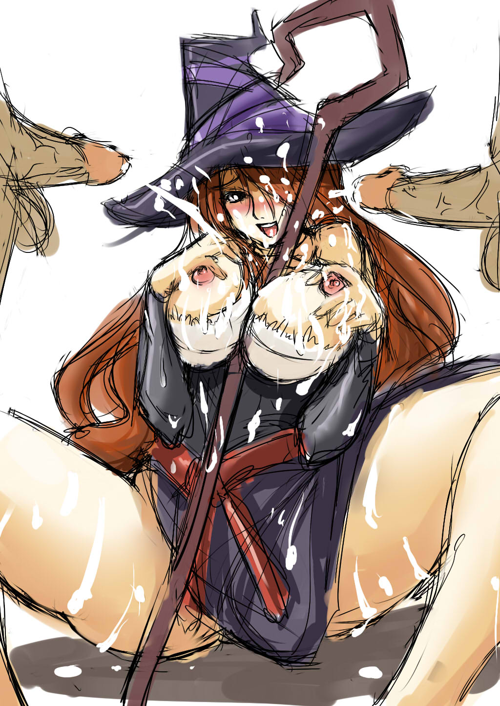 crown sorceress dragon's Devil may cry 4 hentai