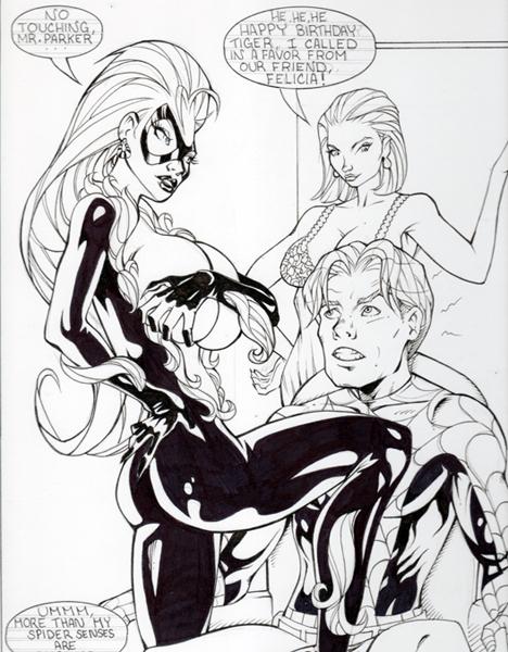 cat ps4 spider black man Camilla (fire emblem)