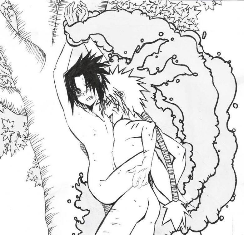 naruto fem x sasuke fanfiction Why is kotal kahn blue