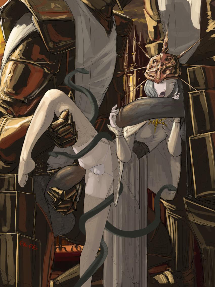 firekeeper souls dark 3 Boy meets harem: the animation