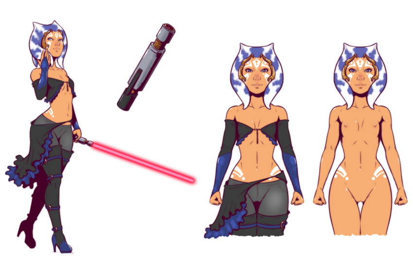 awakens wars star force Amano megumi is full of openings