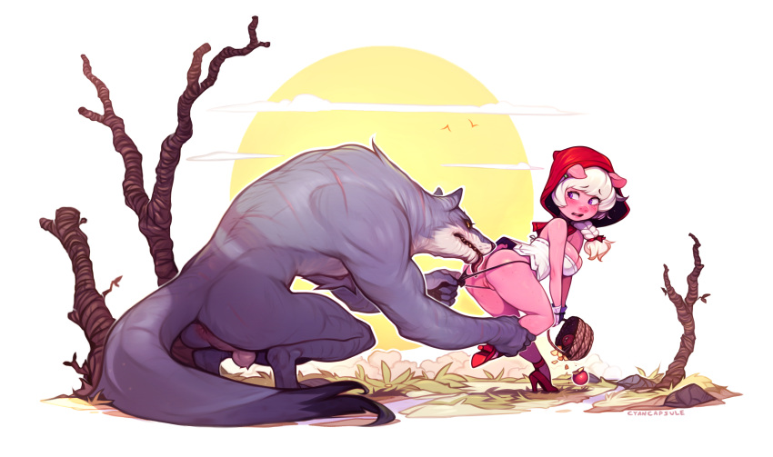 riding looney rabbit little red tunes Bee and puppycat