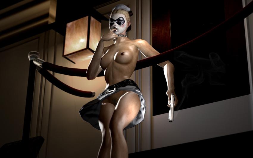 harley arkham quinn nude asylum Gta vice city candy suxx