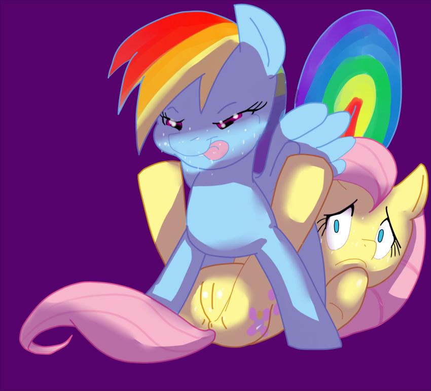 pony rainbow dash hentai little my Da capo 3 r nude