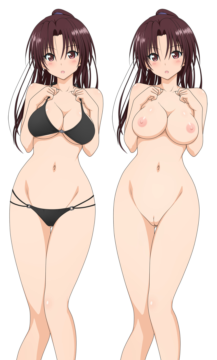 naked love ru to lala One piece reddit