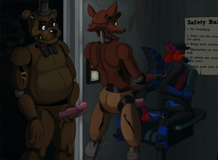 5 nights at freddys sex Wreck it ralph x vanellope