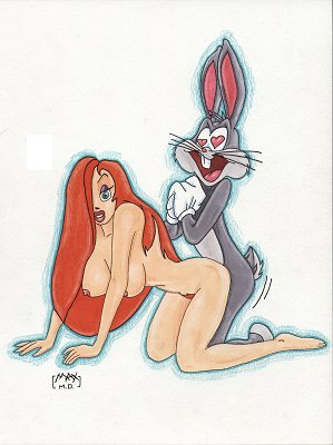 jessica roger framed rabbit who commando rabbit Pearl in a suit steven universe