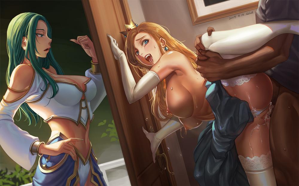 hentai oo_sebastian_oo Leisure suit larry 6 shower