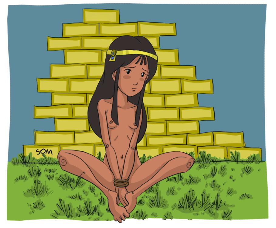 ouji: horus taiyou no daibouken no What does tabbes look like