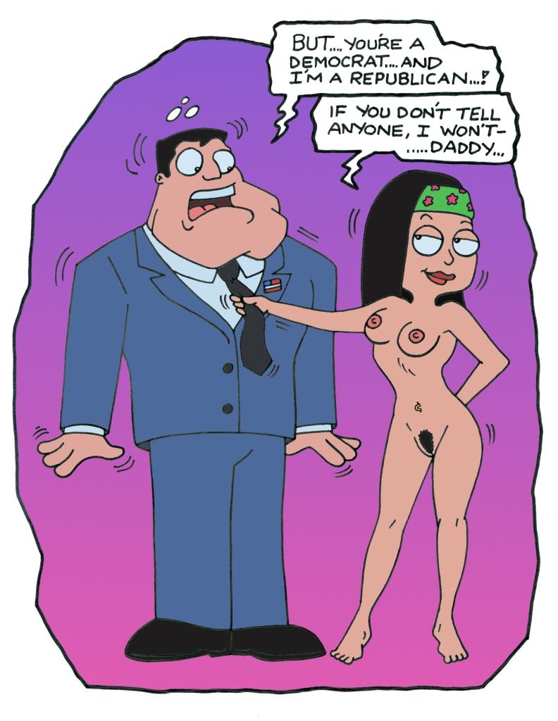 porn american dad hayley smith Konosuba does aqua wear panties