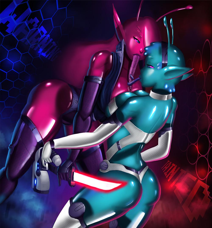 tainted space trials in f95 Shimoneta to iu gainen ga sonzai shinai